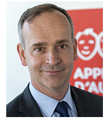 Nicolas Truelle, Directeur Général Apprentis d'Auteuil